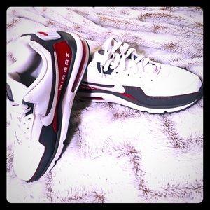 Nike Air Max LTD 3 Red & Grey